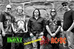 Ikonz and Thin Lizzy Tribute