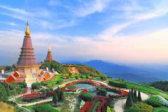 Roof of Thailand Tour