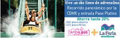 City Tour + Feria de Chapultepec