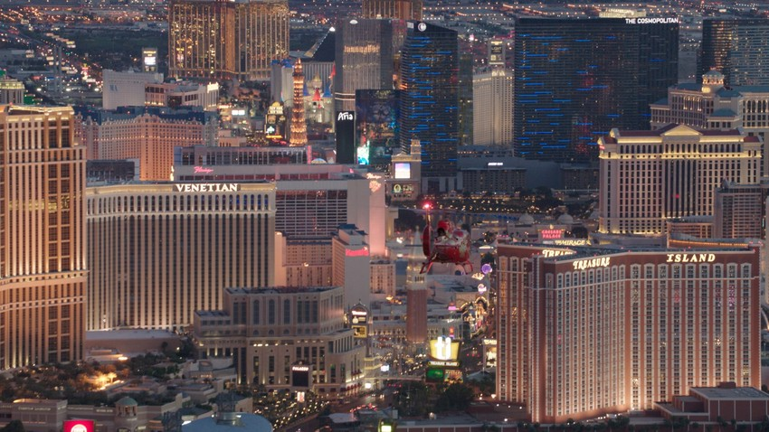 Actividades Turísticas en Las Vegas