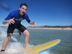 2 Hours Beginner Surf Lesson