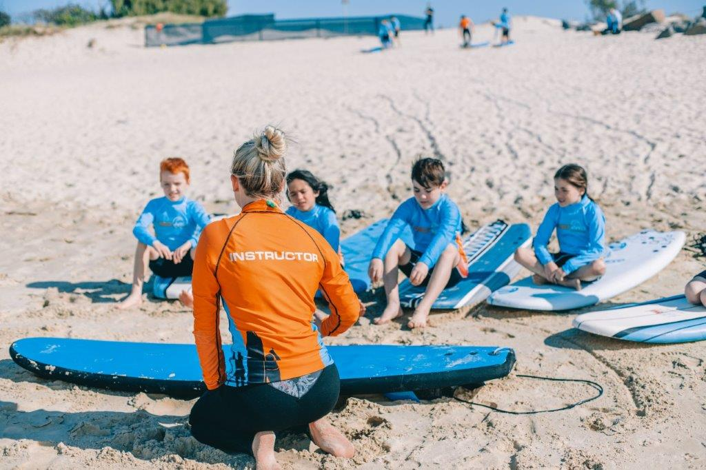 Kids Only Introduction to Surf session