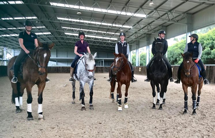 Private Lesson Weekends with Janelle Martin