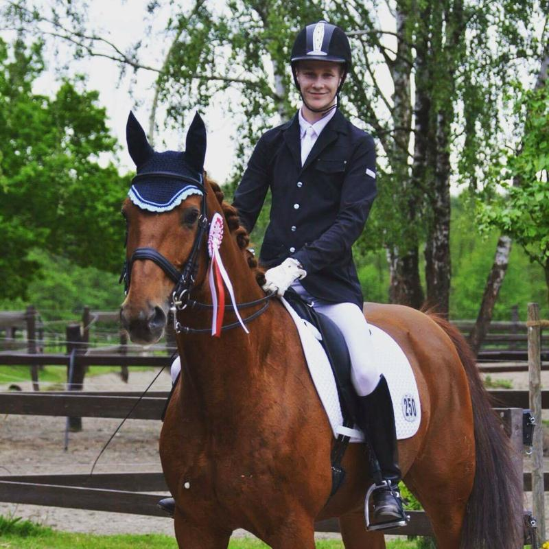 Private Training Session with Marcel Loeb - your horse (for Public Customers)