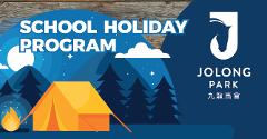 School Holiday Program - 2 Days Overnight Camp - 2 days