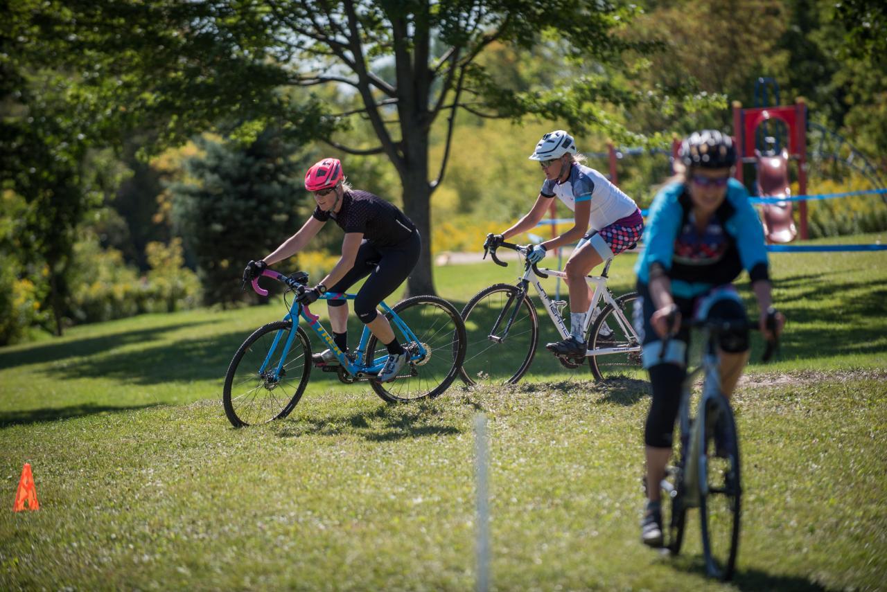 Women's Cyclocross Clinic