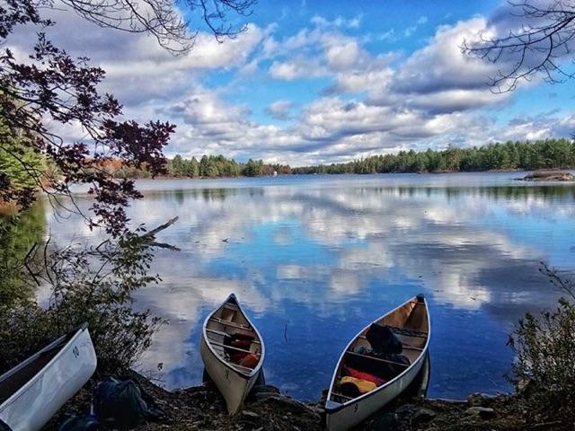 ORKCA Level 1 Flatwater Canoe Certification