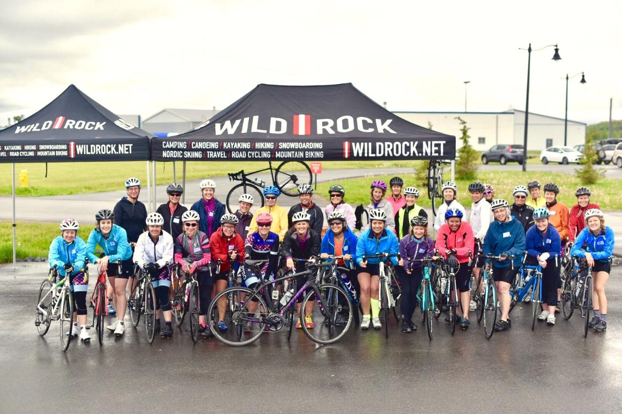 Wild Rock Women's Road Bike Clinic - May 5th