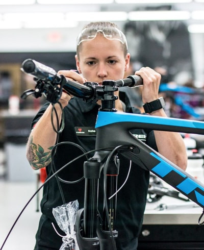 Pre-ride Bike Safety Check Clinic (Women's Only), March 23rd