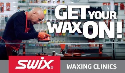 Wild Rock x Swix Nordic Waxing Clinic