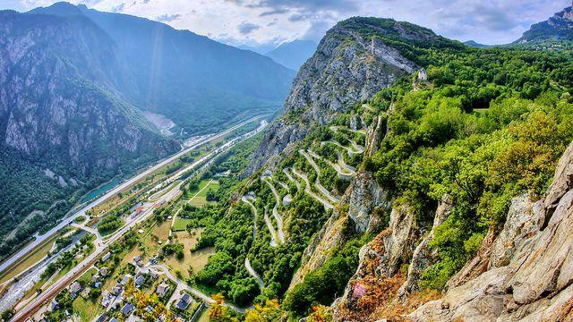 Trans Alps (June 15-22)