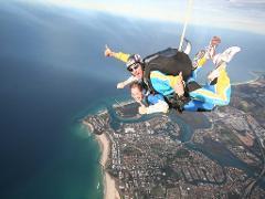 Tandem Skydive Gift Card