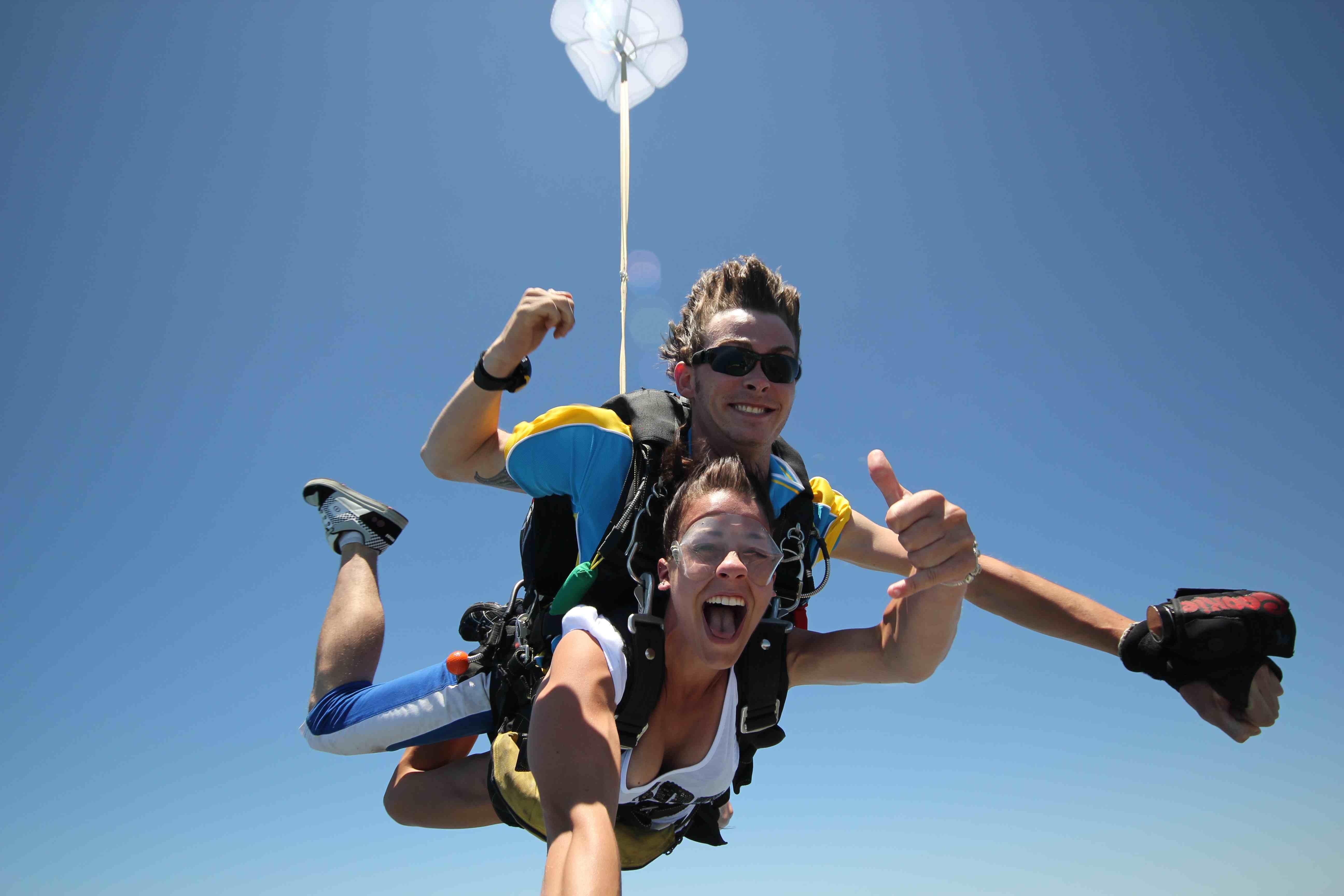 Tandem Skydive - Mid Week Special (Mon to Fri)