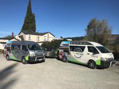 Trail Transport - Motueka to Kaiteriteri