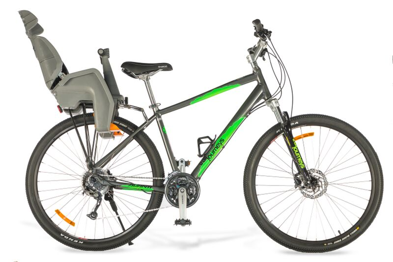CHILD SEAT (fitted to bike) - Mapua Depot