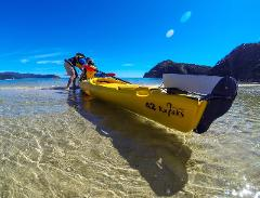 Taste The Two - 6 days / 5 nights Independent Cycling Tour with a 2 day guided, Kayak adventure