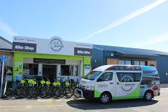Trail Transport - Mapua to Nelson