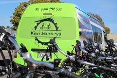 Trail Transport - Mapua to Kaiterteri