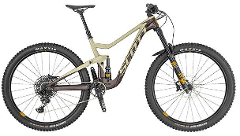 LARGE Dual Suspension MTB - Scott Ransom LT (Nelson)