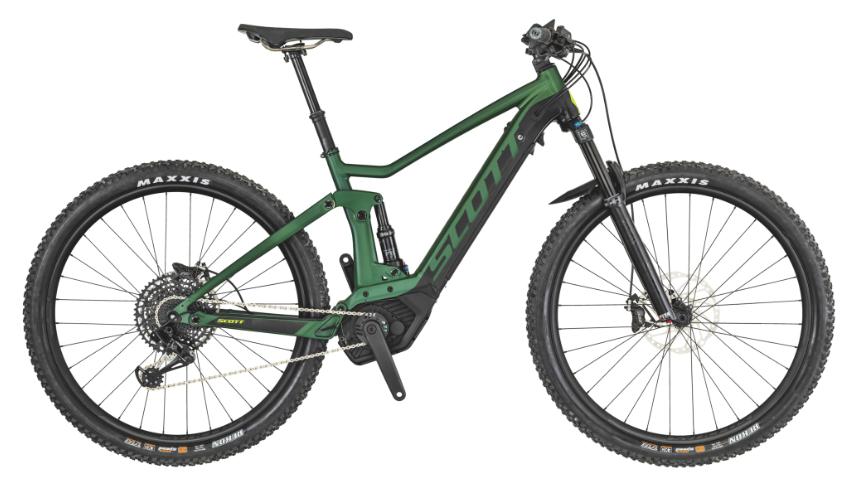 MEDIUM Dual Suspension E-Mountain Bike (Nelson)