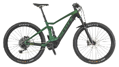 MEDIUM Dual Suspension E-Mountain Bike (Nelson)