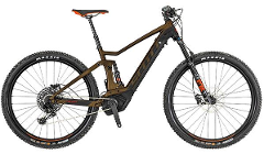 LARGE Dual Suspension E-Mountain Bike (Nelson)