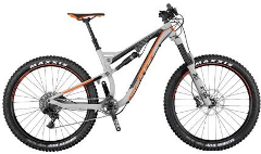 LARGE Dual Suspension MTB - Scott Genius 720 LT (Nelson)