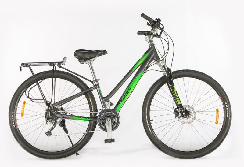 SMALL Unisex Low Step - Trail Comfort  Bike (Nelson)