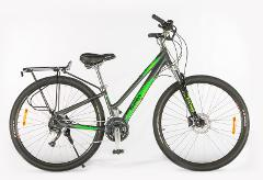 MEDIUM Unisex Low Step - Trail Comfort  Bike (Nelson)