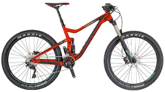 SMALL  - Dual Suspension MTB (Nelson)