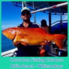 Full Day SHARE Fishing Charter with Lunch