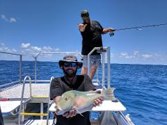 Full Day PRIVATE Fishing Charter with Lunch