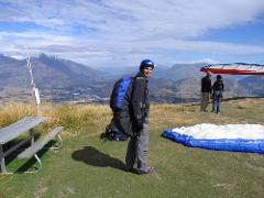 Paragliding and Hang Gliding Combo