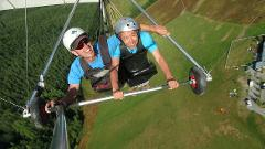 Summer Hang Gliding Instructional