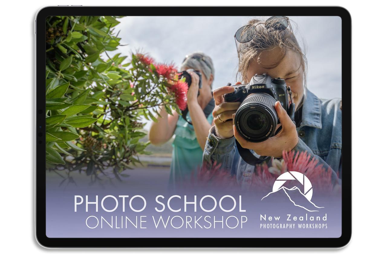 Online Photo School Workshop