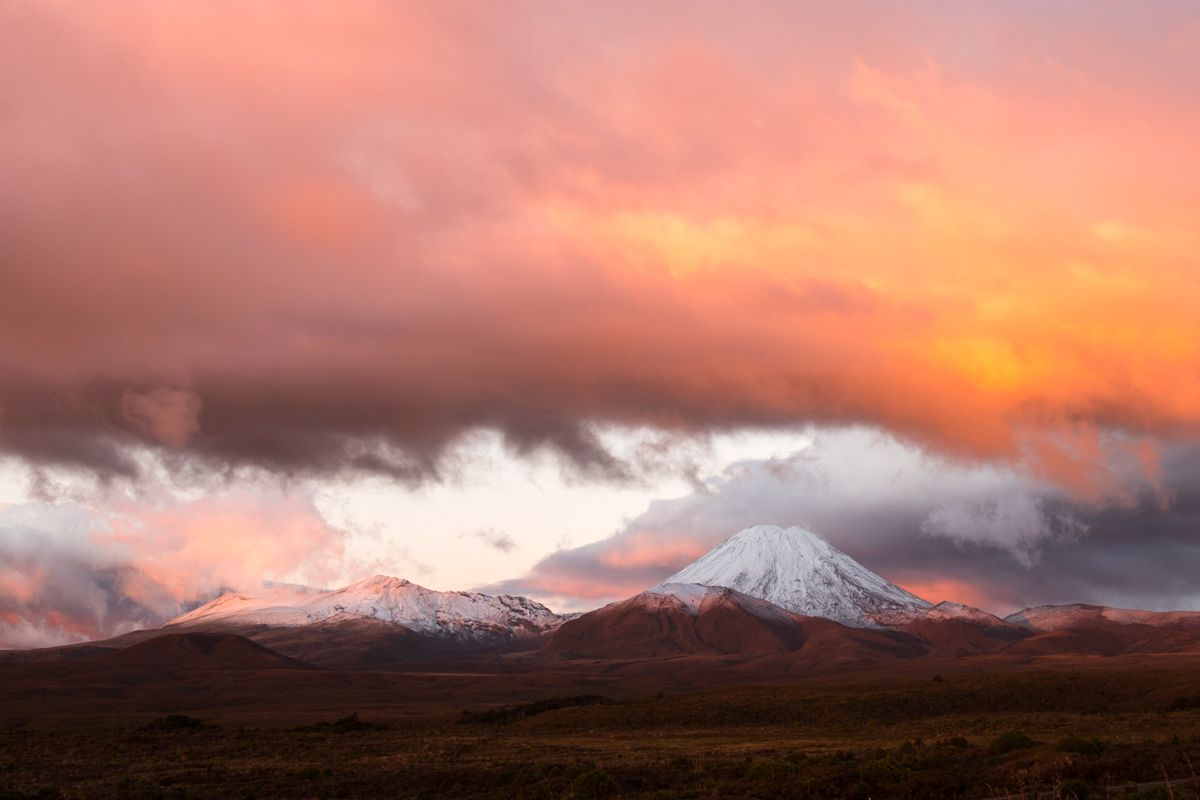 Tongariro Photography Tour (3 day private tour)