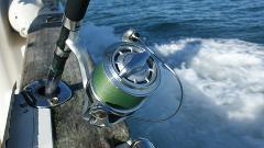 Boat Fishing Trip on Lake Torneträsk