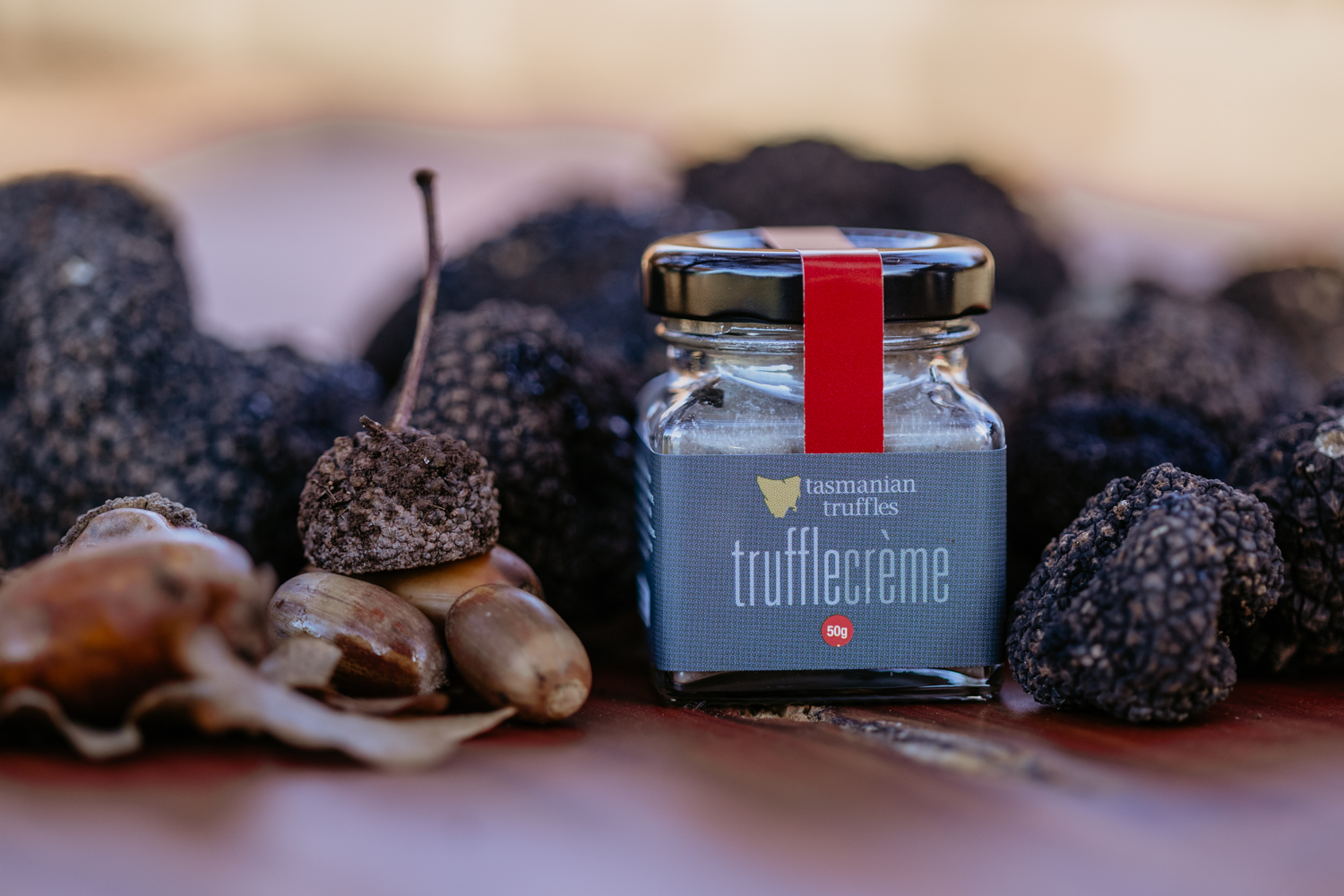 Truffle tour and tasting with TasTruffles