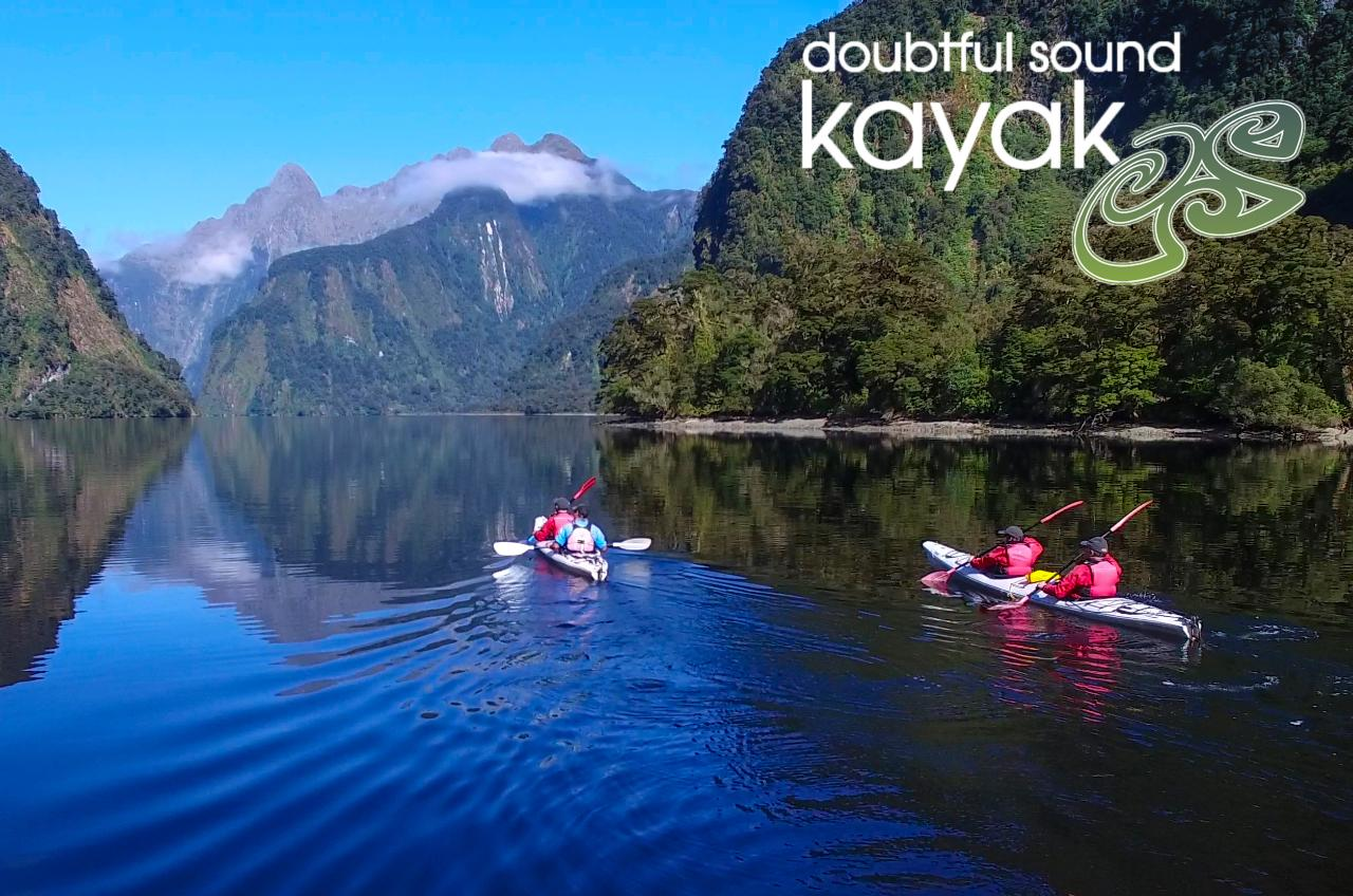 Doubtful Sound Kayak – full day guided tour
