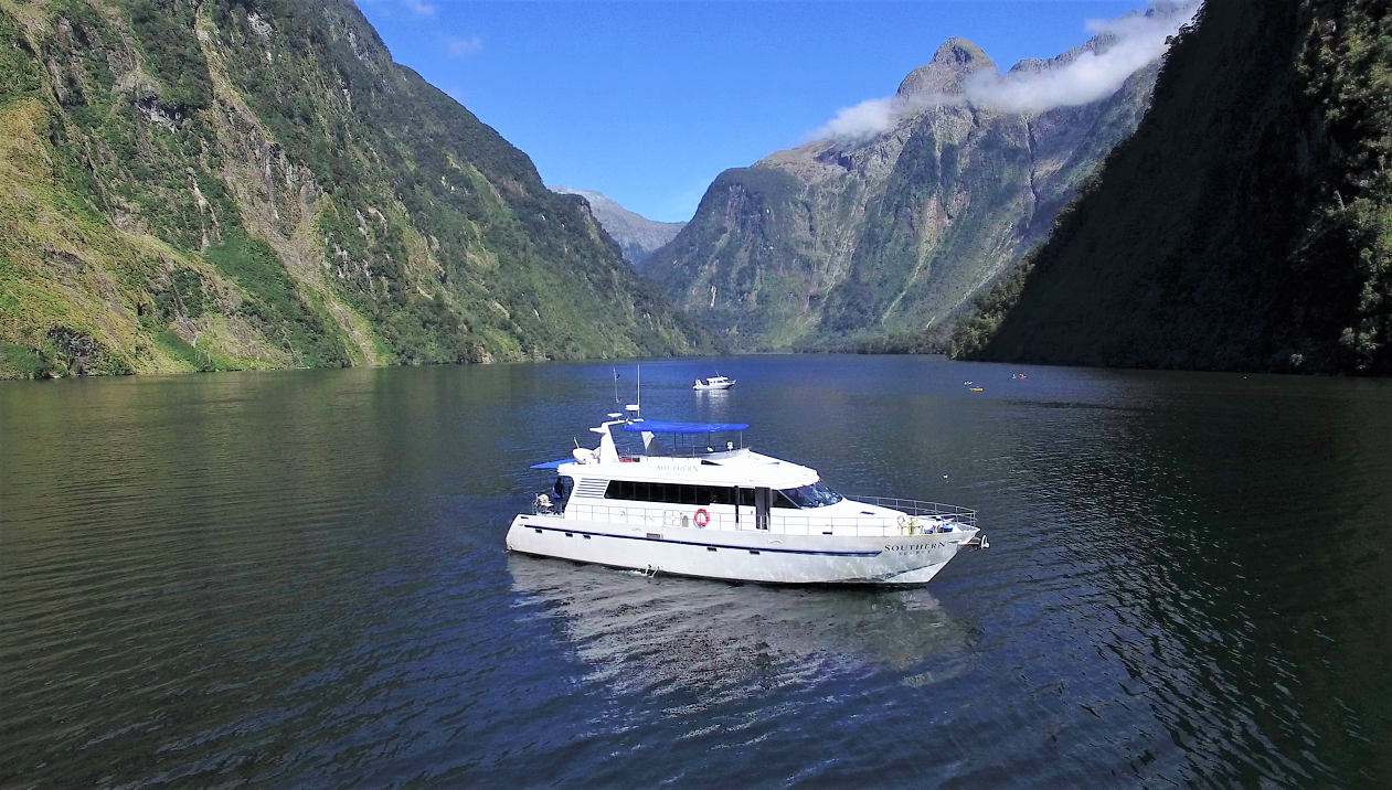 Fiordland Cruises Doubtful Sound Day Tour