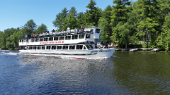 Muskoka River Sightseeing Cruise