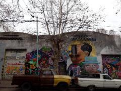 Sneaky Graffiti Ride