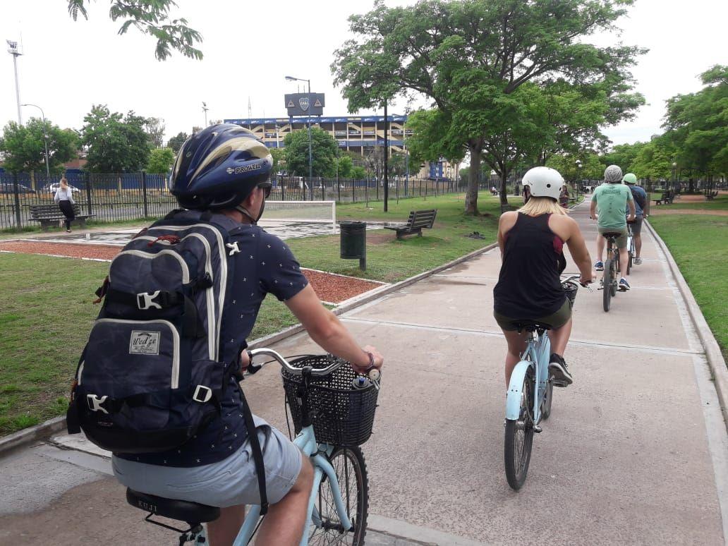 Private Ultimate City Bike Tour