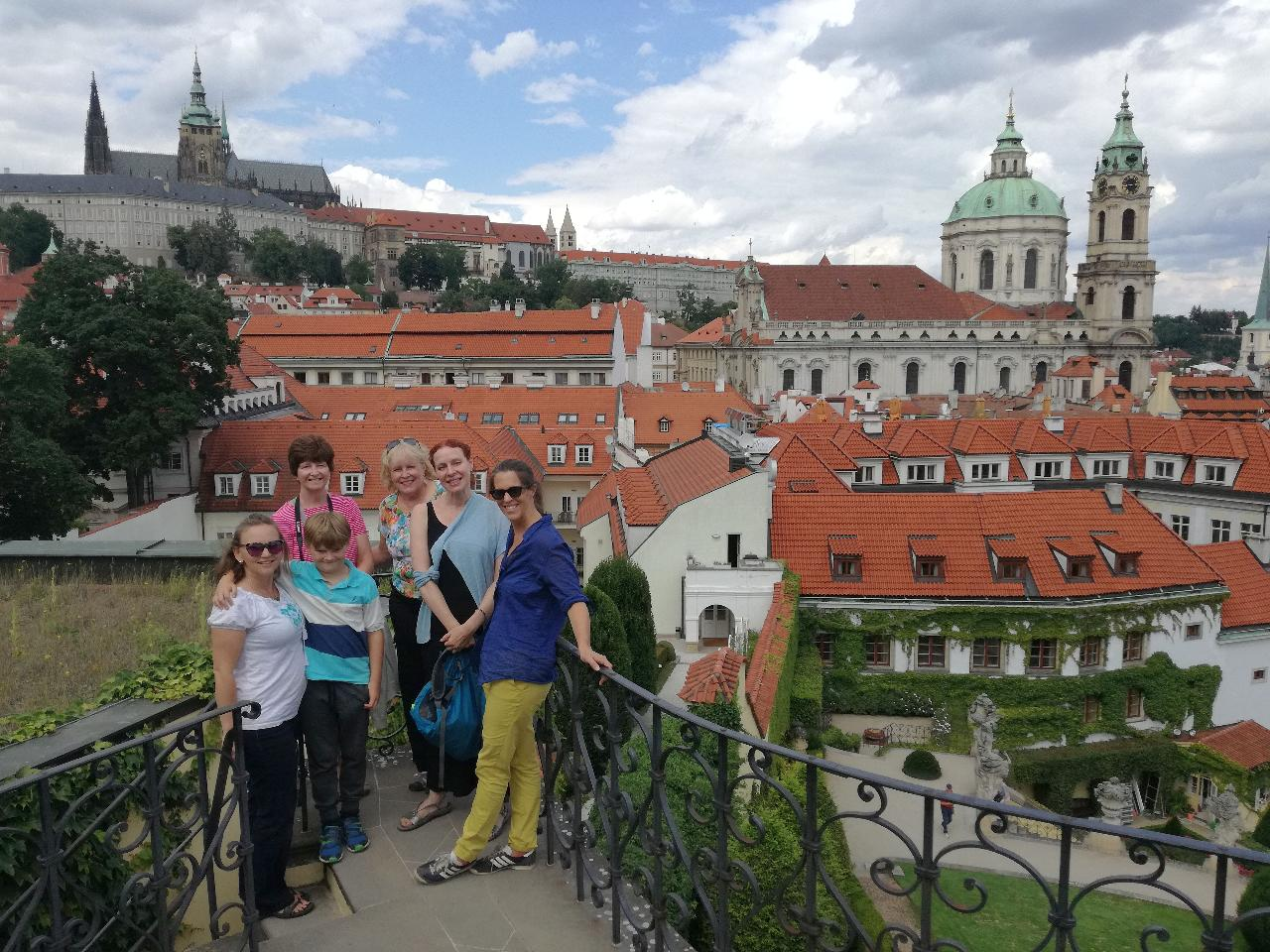 A Visit to Prague's Renaissance and Baroque Gardens Private Tour