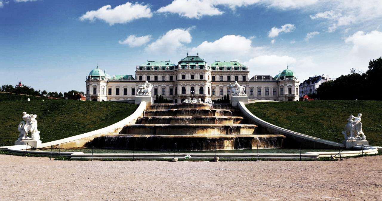 Belvedere: World-Class Art in an Aristocratic Utopia