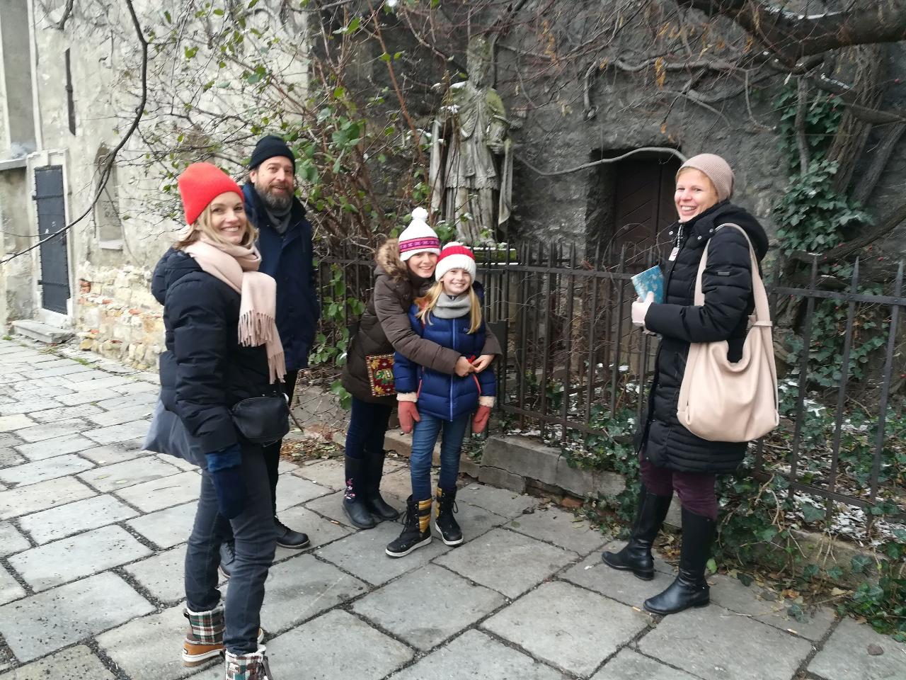 Vienna for Children: Tales of Dragons & Saints
