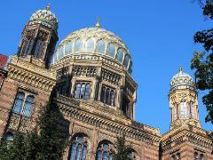 In Search of Jewish Berlin 3-hour Private History Tour with a Scholar Guide
