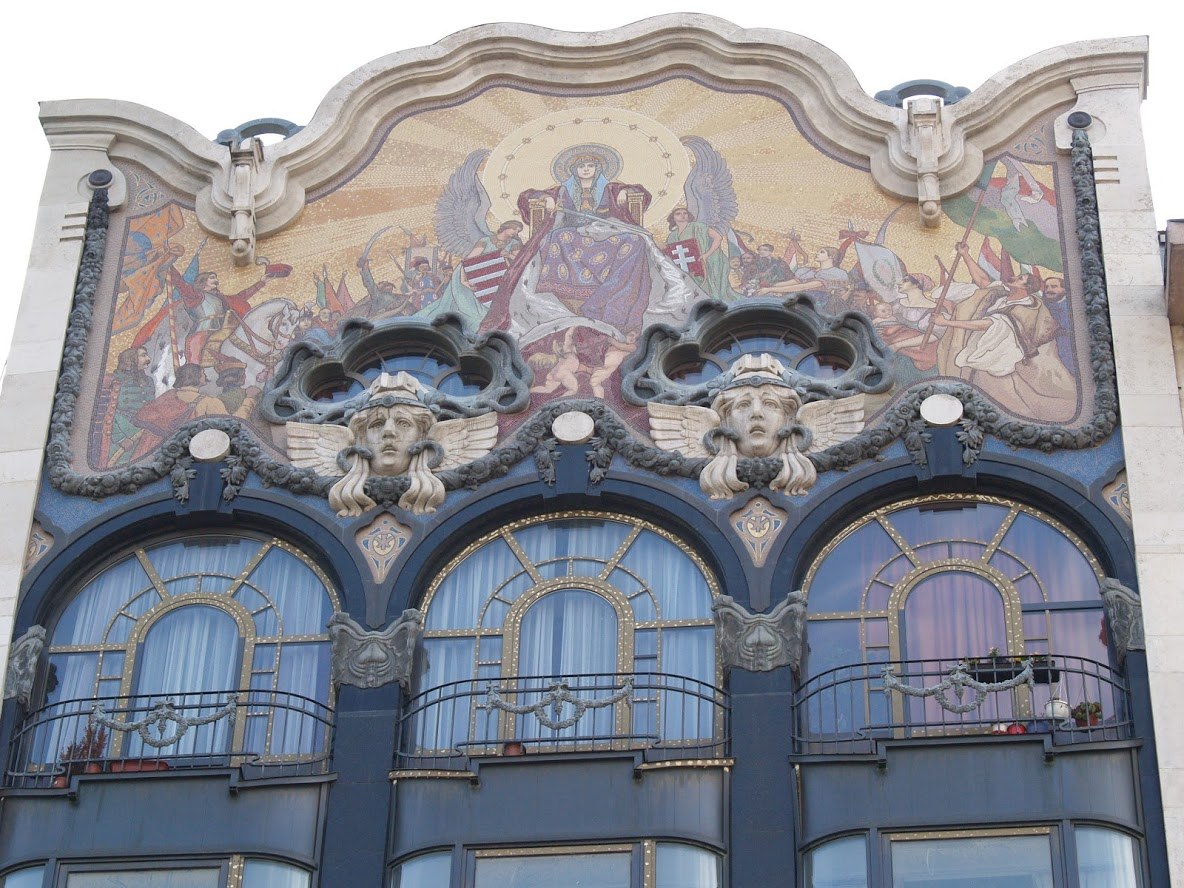 Budapest's Art Nouveau – 3 hour walk with a historian