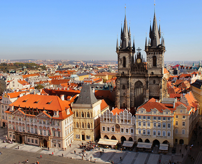 Prague, 1000 Years at the Center of European History Small Group Tour