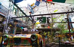 Private tour of Ruin Bars and Alternative Communities in Budapest's 7th and 8th Districts